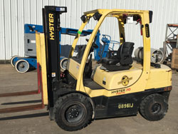 2011 Hyster H70FT Used Forklift Sale