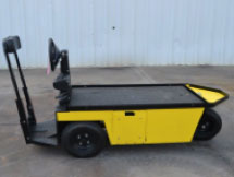 2012 Cushman Stock Chaser Industrial Cart